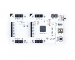 stack2Learn SB-002 V1.00: 8051 Mikrocontrollerboard mit AT89C513