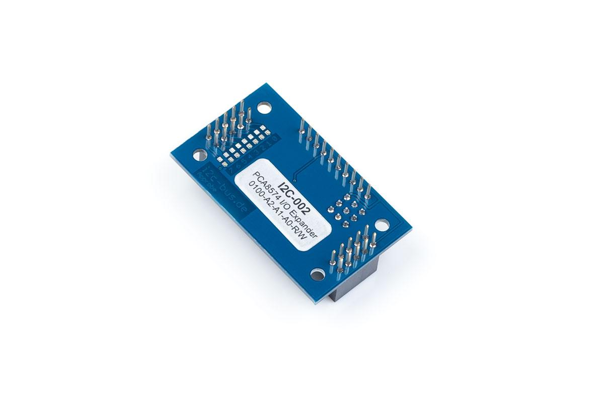 stack2Learn I2C-002 V1.00: I2C Portexpander mit PCA8574