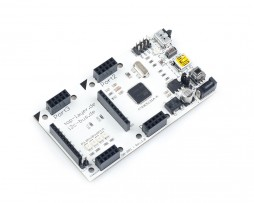 stack2Learn SB-001 V1.00: 8051 Mikrocontrollerboard mit AT89C513