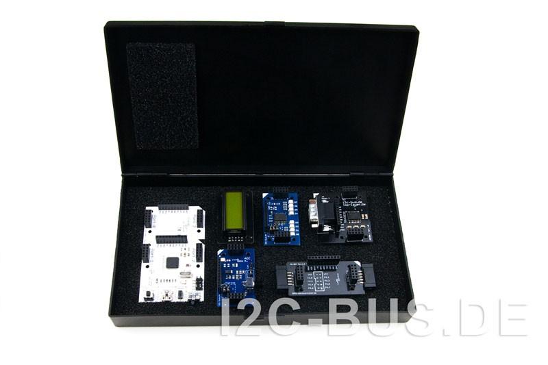 ESD Box mit Modulen